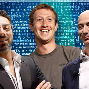 Amazon, Facebook and Google have the same secret