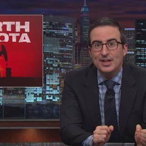 John Oliver lets Big Oil have it: North Dakota boom is literally killing people -- and even Texas demands more regulation
