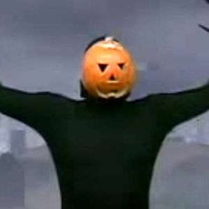 What The Fck Nebraska Why Is This Dancing Pumpkin Man On All My