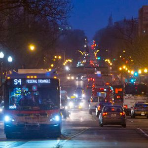 Transportation bliss: Will ride-sharing companies get along with public transportation?