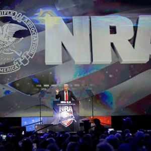 NRA used funds to settle a sexual harassment claim against a top official—then he was accused again