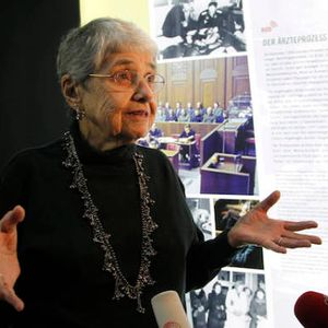 Activist Hedy Epstein, Palestinian rights advocate and Holocaust survivor, dies at 91