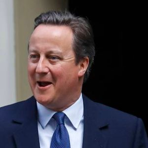 David Cameron: Boris Johnson only backed Brexit for the sake of his career