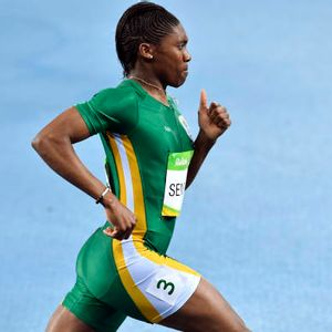 The triple whammy of discrimination: Caster Semenya inspires us all