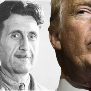 "The normalization of Donald Trump began in ""1984"": How George Orwell's Newspeak has infected the news media"