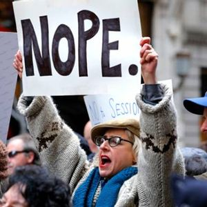 Learning from grief, learning from rage — progressive survival under Donald Trump will require both