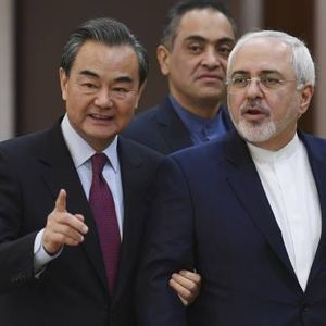 Does Iran's economic fate depend on a lifeline from China?