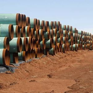 Keystone Pipeline spills 210,000 gallons of oil in South Dakota