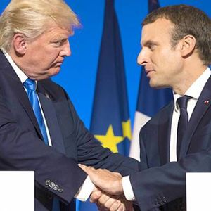 """Emmanuel Macron's sudden collapse: French """"radical centrist"""" now as unpopular as Trump"""