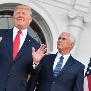 Trump's team mulls replacing Mike Pence as vice president on the 2020 Republican ticket: report