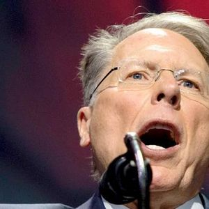 Document shows NRA money helped its chief search for a personal mansion