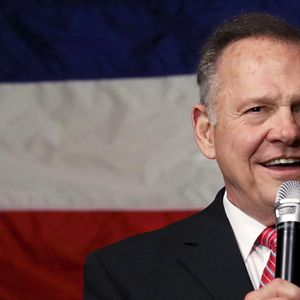 """Disgraced Alabama Senate candidate Roy Moore: """"Do you know what transgender is? That's not biblical"""""""