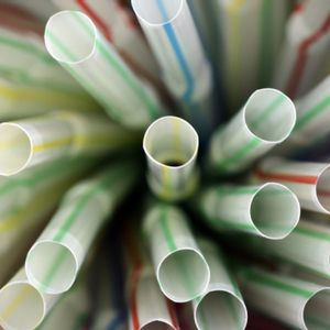 New frontiers in sucking: Why is the Trump campaign selling plastic straws?
