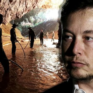 Elon Musk's involvement in the Thailand cave rescue mission is peak Silicon Valley