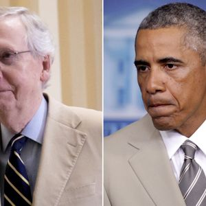 "McConnell invokes Obama in argument against reparations: ""We elected an African-American president"""