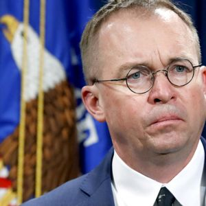 "Mick Mulvaney using Trump to build ""right-wing empire"""