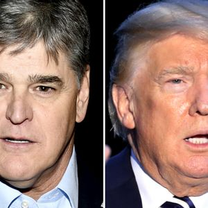 "President Trump to Fox News host Sean Hannity: You're not really a patriot — ""you want ratings"""