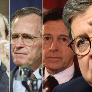 AP wipes Iran-Contra pardons from Bill Barr's record: Another win for conventional wisdom