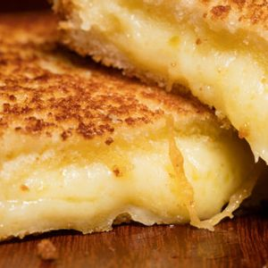 This is a story about all the ways to fall in love and . . . grilled cheese.