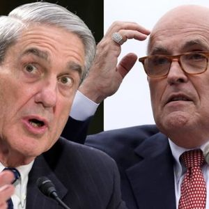 Report: Rudy Giuliani is running a backchannel with Ukraine to take down Mueller, Trump's critics