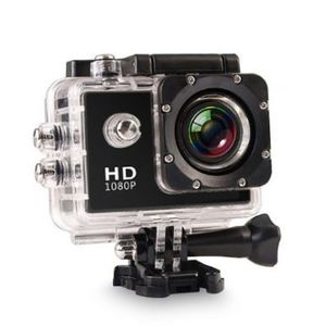 Record all your adventures with this waterproof HD camera