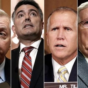 Senate Republicans stand up to Trump? Hardly — they capitulated to the right