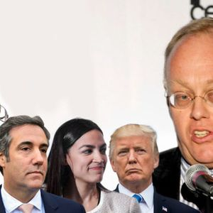 """Chris Hedges: Democrats may well lose to Trump again, and Bernie Sanders is """"naive"""""""
