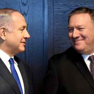 Pompeo suggests God sent Trump to Earth to save Israel from Iran