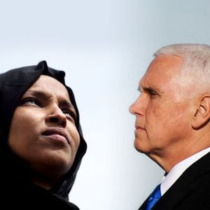 Mike Pence smears Ilhan Omar in AIPAC speech: Did he just prove her point?