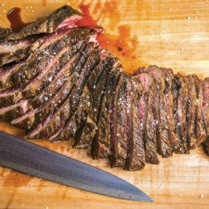 A song of smoke and fire: James Beard Award-winning Texas barbecue boss Aaron Franklin talks steak