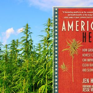"Hemp is our ""Green New Deal"""