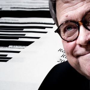 Bill Barr takes a Sharpie to history: It won't be enough to cover up Trump's crimes