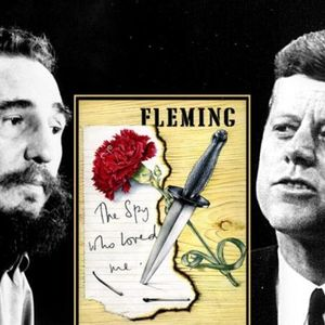 JFK loved James Bond: How 007 influenced the CIA