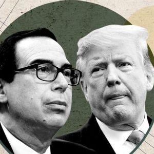 Treasury Secretary Steven Mnuchin signals fight over President Trump's tax returns could go to court
