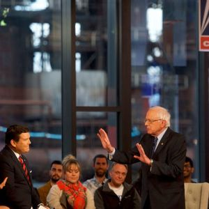 Bernie's Fox News town hall at Bethlehem Steel: Perfect symbol of American populism