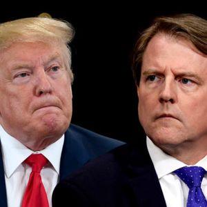 Dan McGahn defies congressional subpoena on President Trump's orders