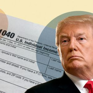 A second whistleblower came forward with allegations against Trump — this time related to his taxes