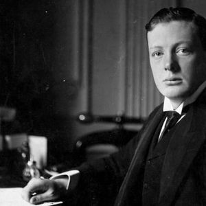 Young Winston Churchill, soldier and journalist