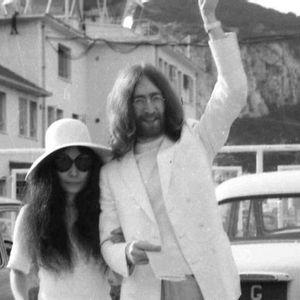 "John Lennon and Yoko Ono's confessional, unapologetic ""Wedding Album"""
