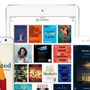 Access an unlimited number of books & more from anywhere