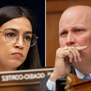 AOC bathes in Republican tears: GOP congressman triggered by attack on Big Pharma