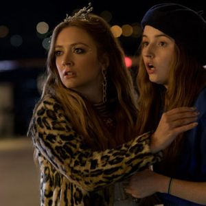 """Booksmart"": Billie Lourd was so magical on set, she'd get new scenes written for her each day"