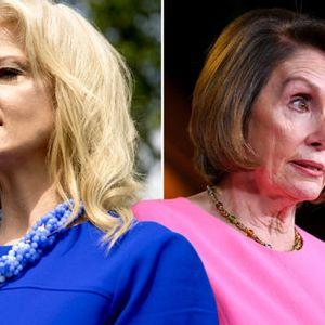 "Conway on Nancy Pelosi: ""She treats everybody like they're her staff"""