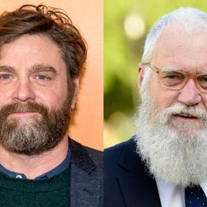"""""""Between Two Ferns"""" movie: Zach Galifianakis and co-star David Letterman reveal details"""