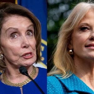 """Nancy Pelosi to Conway: """"I'm responding to the president, not staff"""""""