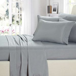 Check out these soft microfiber bedsheets on sale
