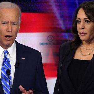 Joe Biden expands lead, while Kamala Harris plunges in new poll of 2020 race