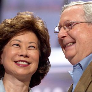 "Ethics expert on Mitch McConnell and Elaine Chao: ""We are now a full-fledged banana republic"""