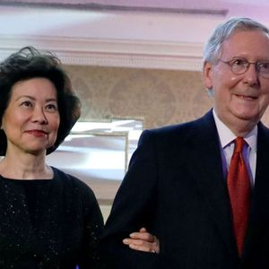 "Mitch McConnell and Elaine Chao's empire of corruption: Is this what ""normal"" looks like, Joe Biden?"