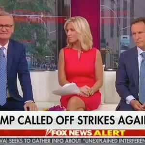 """Fox & Friends"" host Brian Kilmeade after Trump calls off Iran strike: ""It makes us look so weak!"""